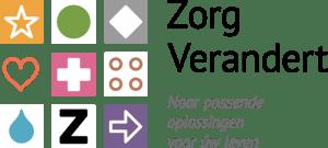 Logo Zorg Verandert