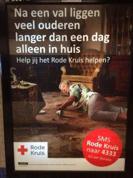 Rode Kruis poster
