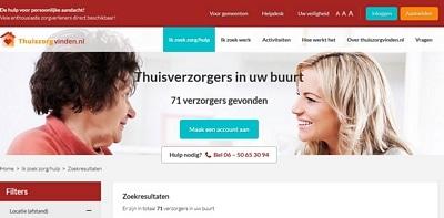 Thuiszorgvinden.nl