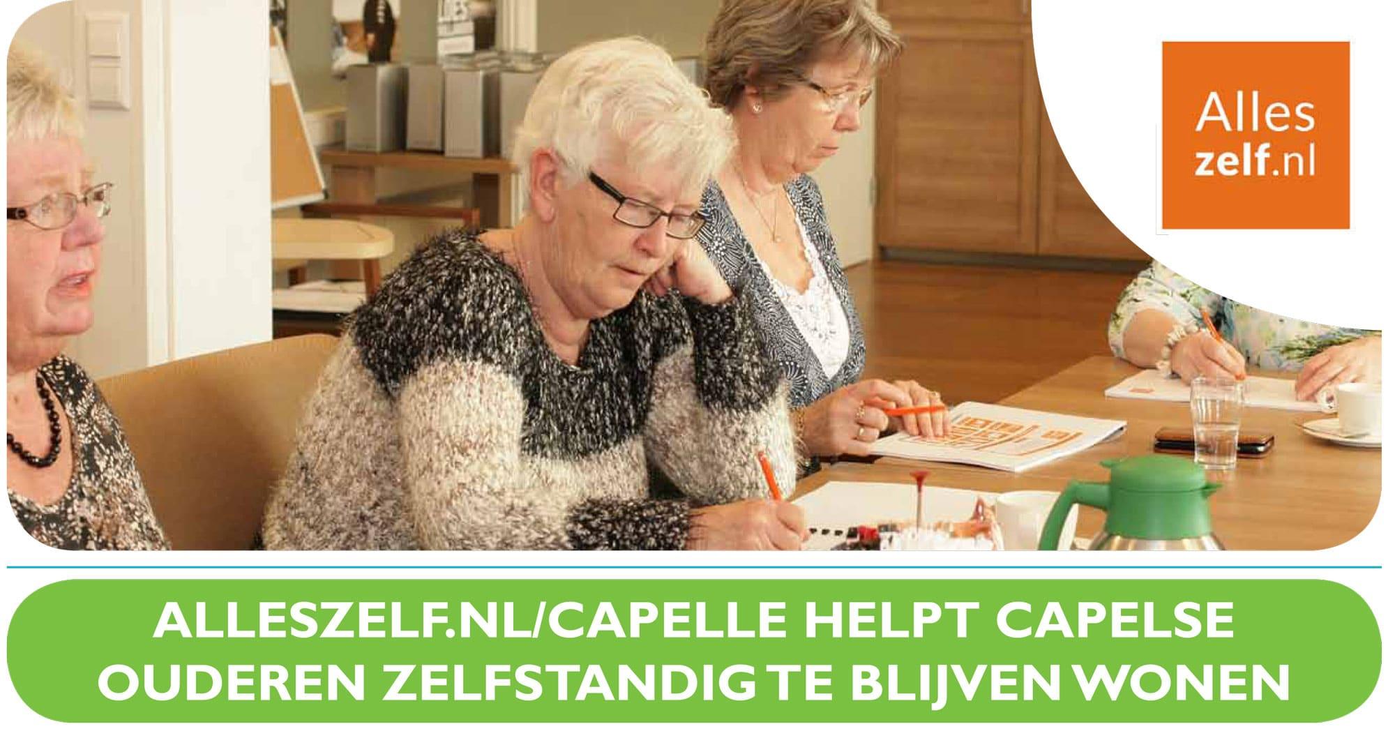 hulp en ondersteuning capelle