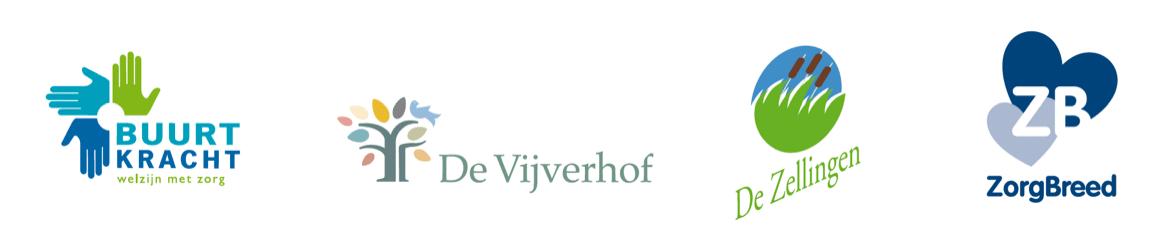 Logo's compleet