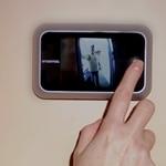 Digitale deurspion