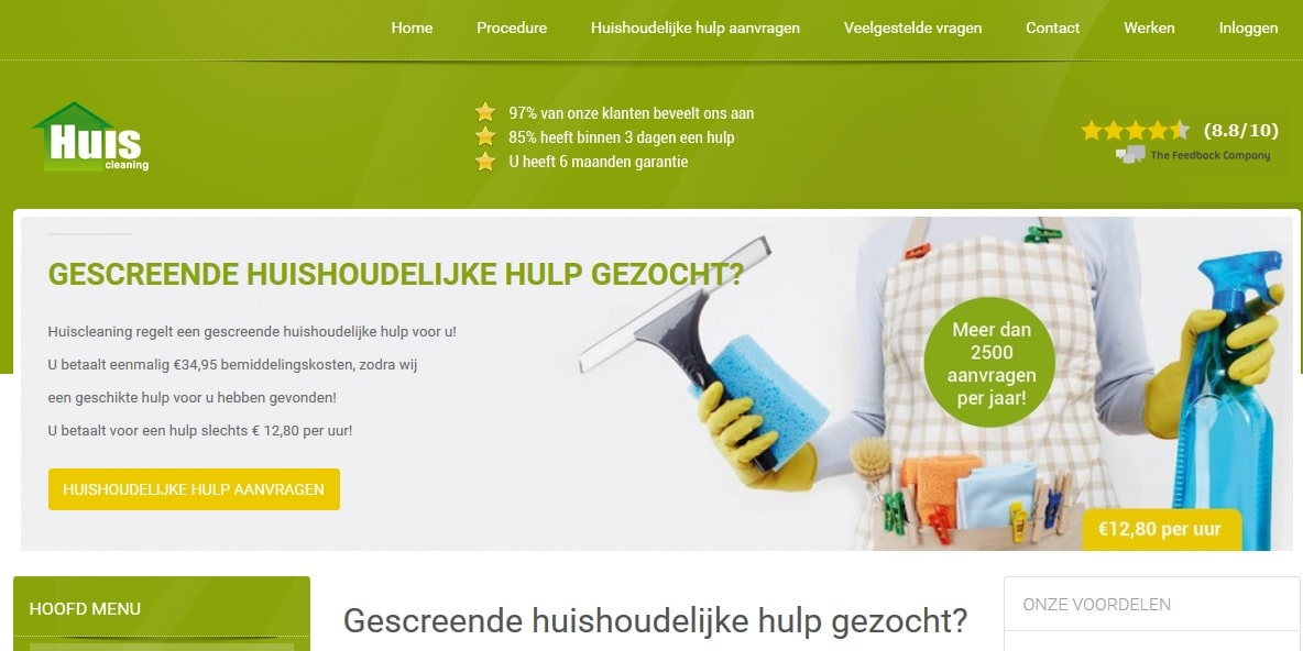huiscleaning