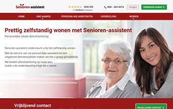 senioren-assistent bemiddelaars