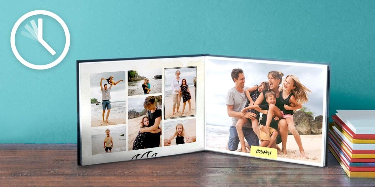fotoboek cadeau geven