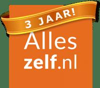 Uitdeelkaart 2017 - Traktatie 3 jaar Alleszelf.nl