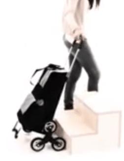 boodschappentrolleys Treppensteiger