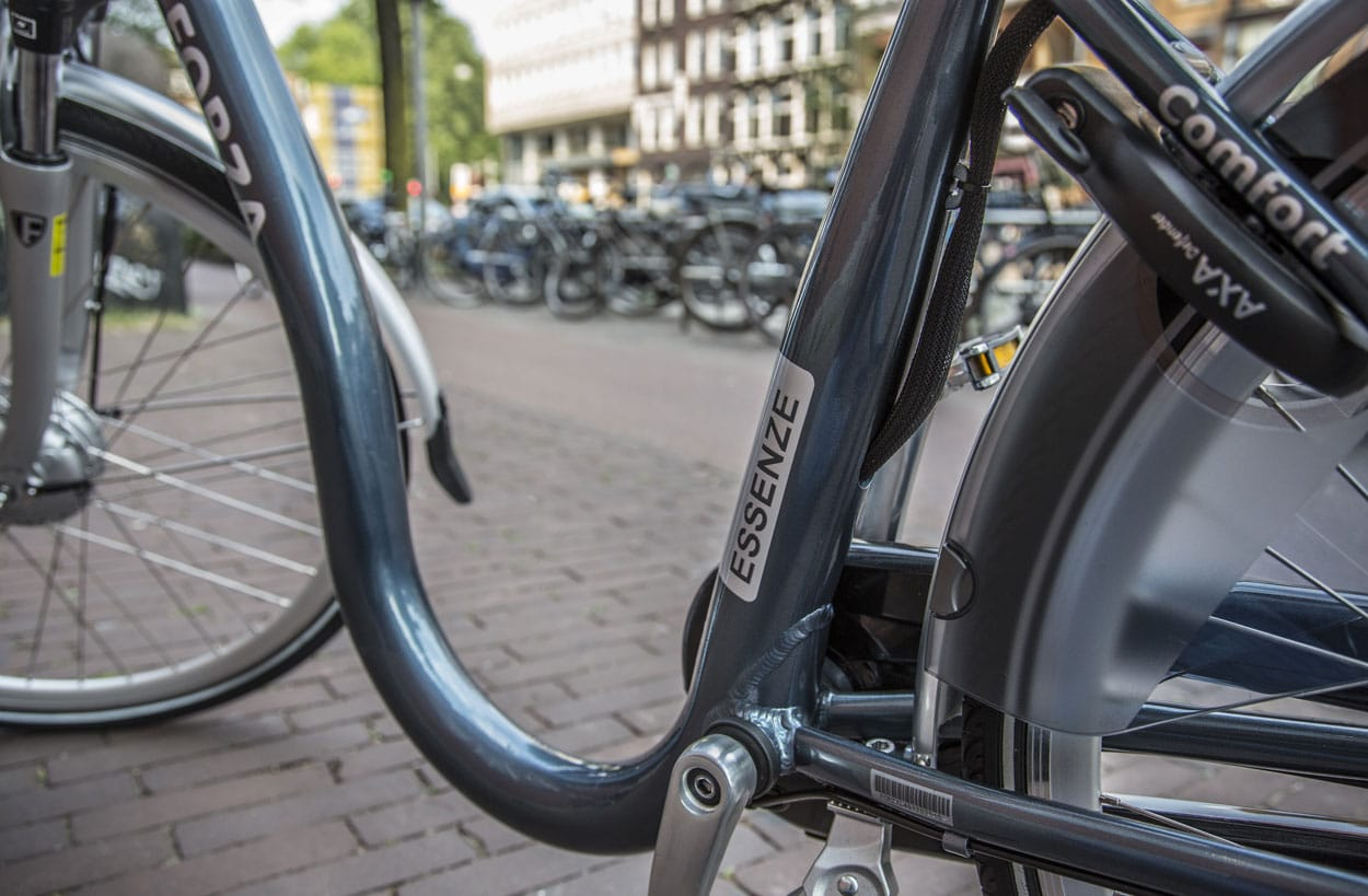 elektrische fiets lage instap
