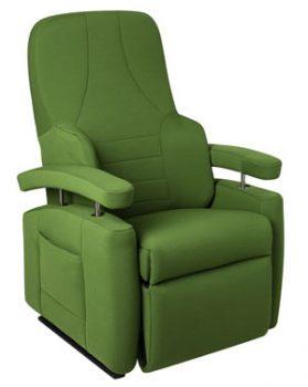 relaxfauteuils en sta op stoelen vergoeding