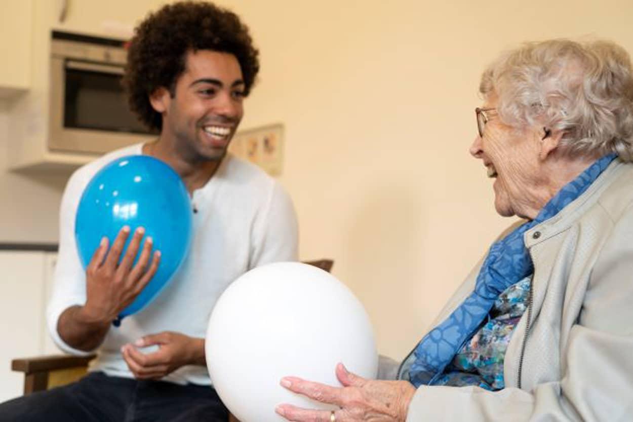 bewegen bij dementie
