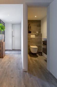 toilet zonder drempels