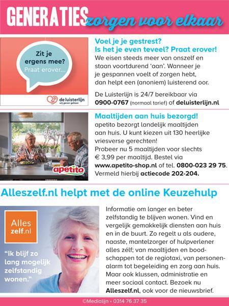 adv trouw alleszelf.nl in de media