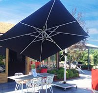 verstandig zonnen parasol