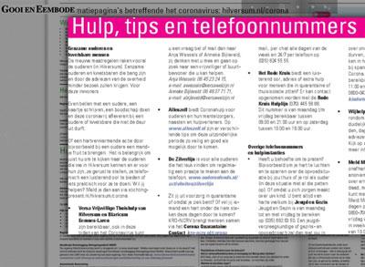 alleszelf.nl in de media 2020