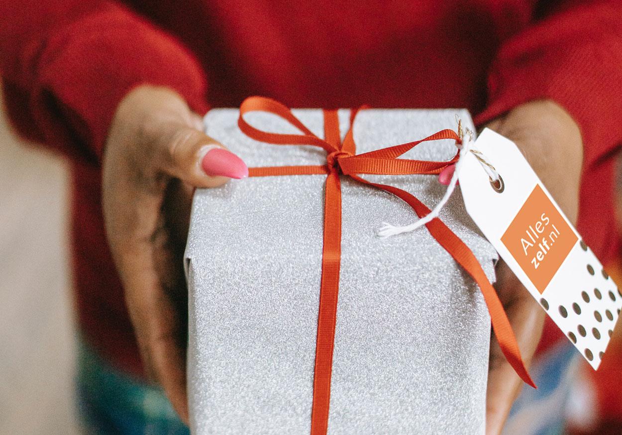 hulpmiddel als cadeau