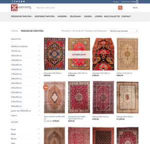 online perzische tapijten
