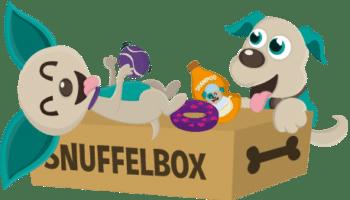 snuffelbox cadeau voor hond