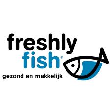 freshly fish aanbieding
