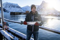 visser zalm